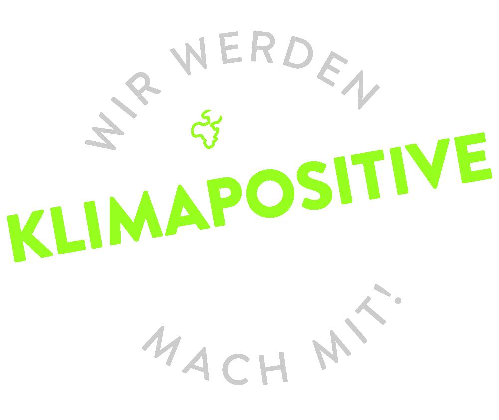 Klimapositive Agentur